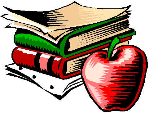 481x364 Book Clipart Education