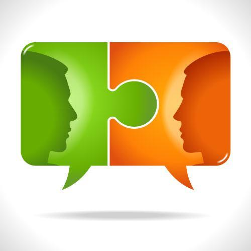500x499 Good Communication Skills Clipart Collection