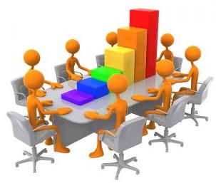 303x257 Meeting Clipart Effective Communication