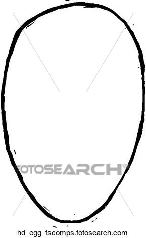 289x470 Clipart Of Egg Head Hd Egg