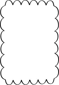236x339 Free Doodle Border To Use In Worksheets, Handouts, Scrapbooking,