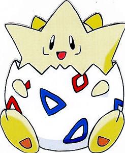 246x300 5 8.5 Pokemon Egg Anime Character Wall Sticker Glossy Border Cut