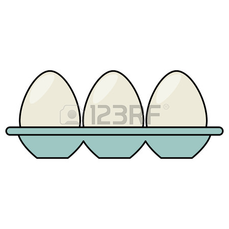 450x450 1,112 Egg Carton Stock Illustrations, Cliparts And Royalty Free