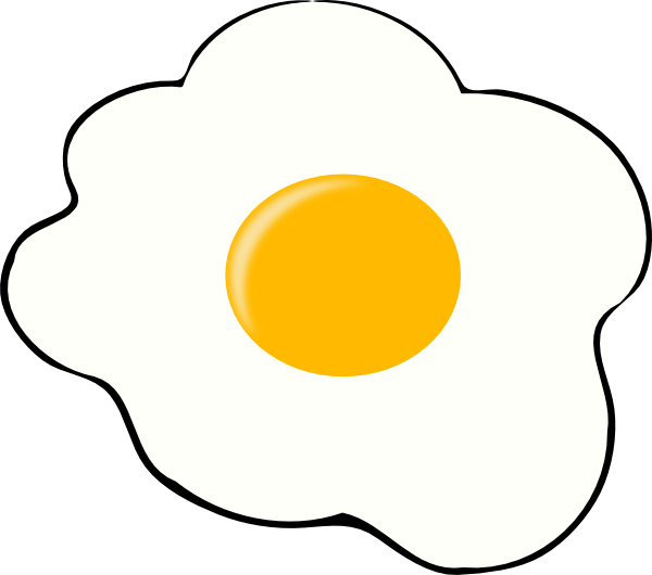 600x530 Free Breakfast Eggs Clipart Image