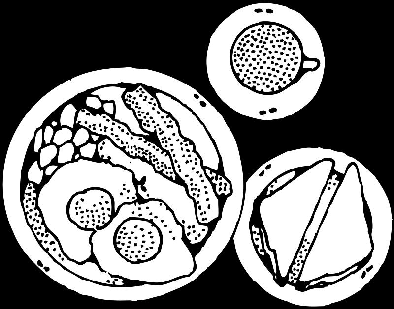 800x629 Breakfast Eggs Clipart Clipart Panda