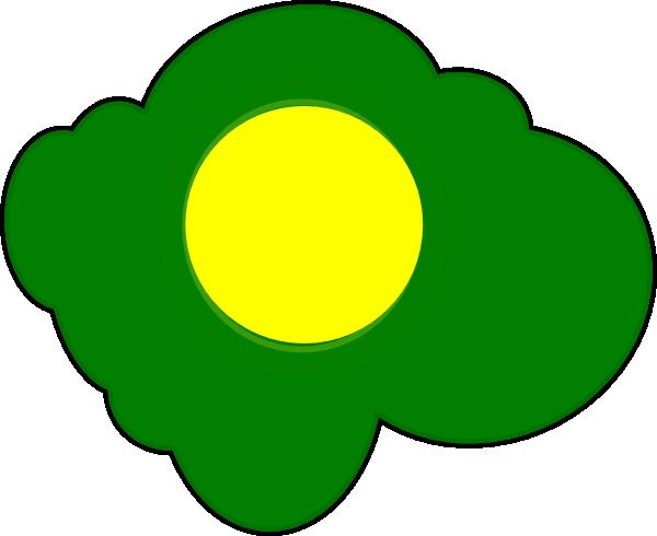 600x490 Egg Clipart Green Egg