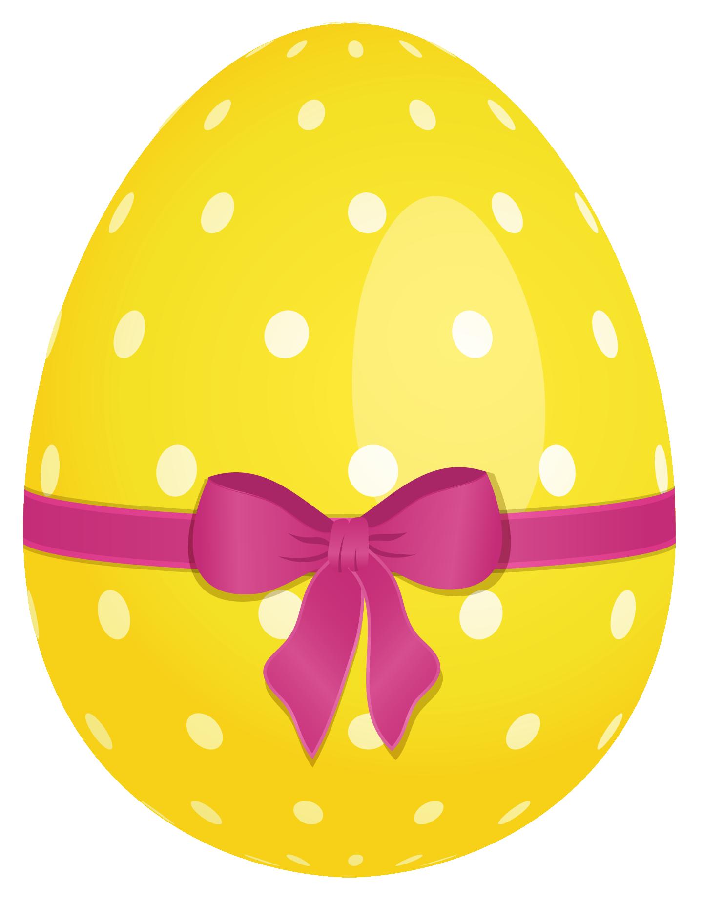 1440x1855 Egg Clipart Polka Dot