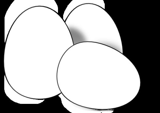527x371 Eggs Clip Art