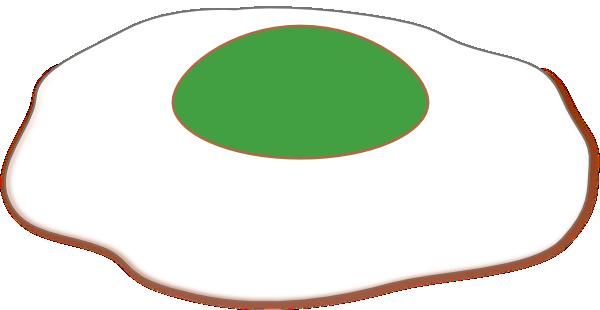 600x310 Green Egg Clip Art