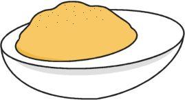 269x145 Deviled Egg Clip Art
