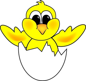 300x282 Free Chick Clipart Image 0515 1003 1906 0542 Easter Clipart