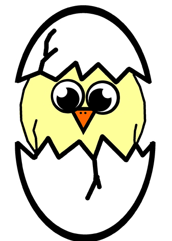 337x472 Funny And Cute Easter Clip Art
