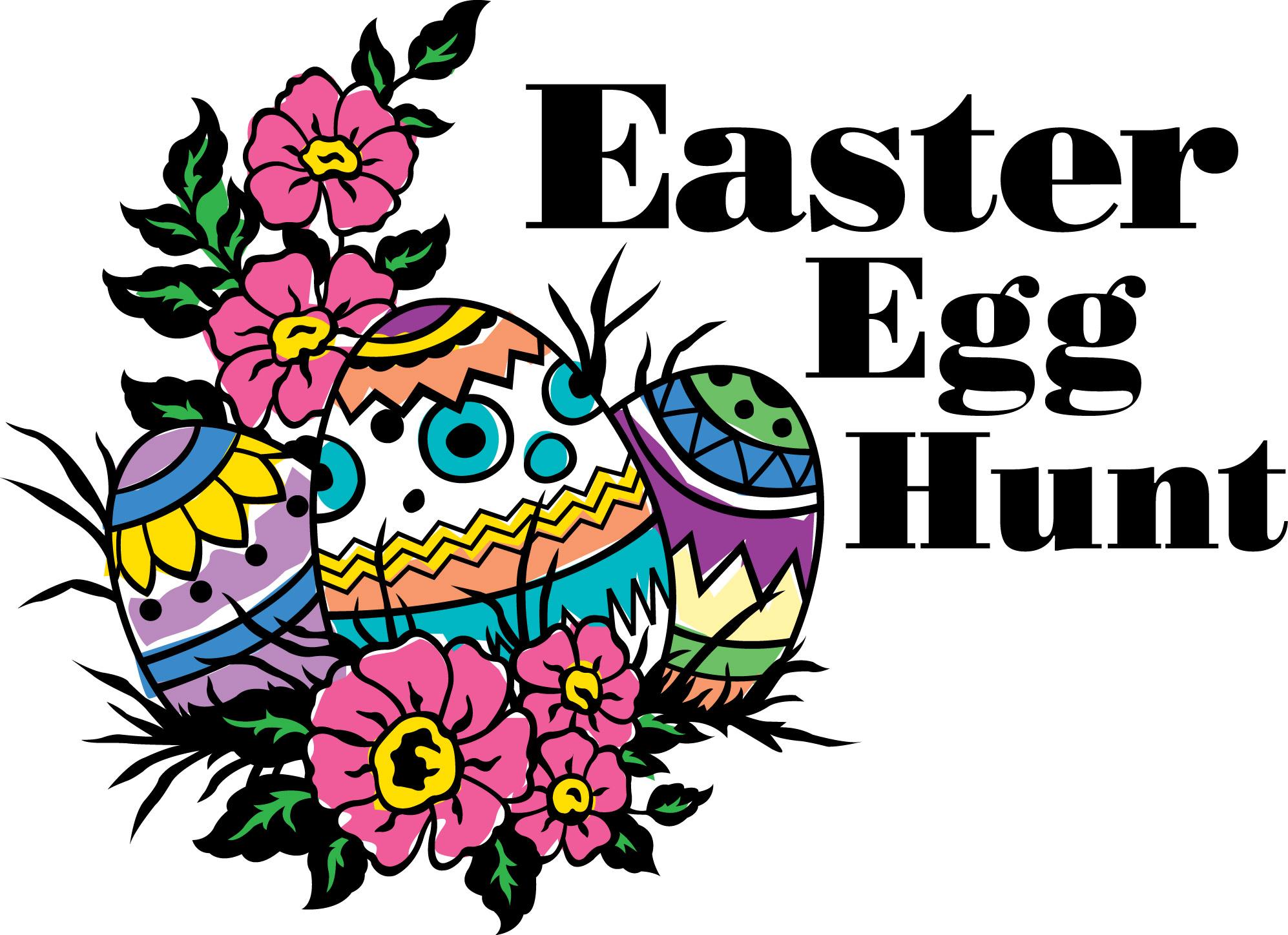 1994x1448 Easter Egg Hunt Clipart