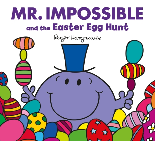520x472 Mr. Impossible And The Easter Egg Hunt Egmont
