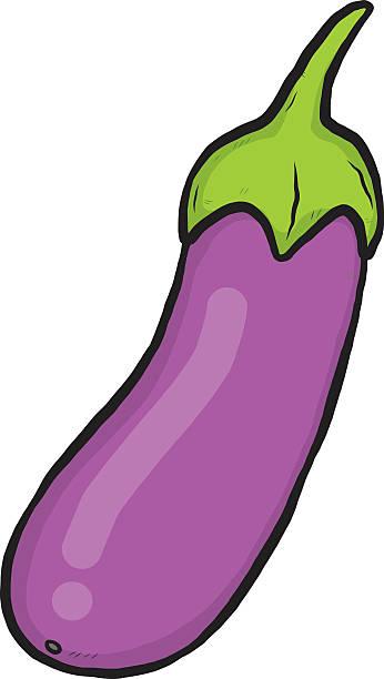 346x612 Eggplant Clipart Violet