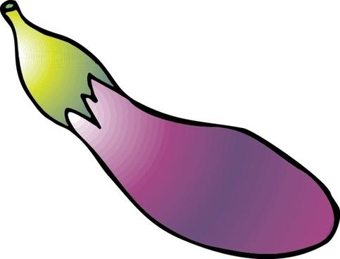 483x368 Eggplant Vector Free Vector Download (47 Free Vector)