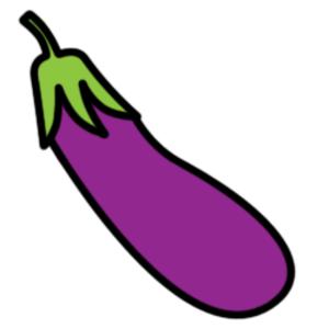 300x300 Eggplant Free Images