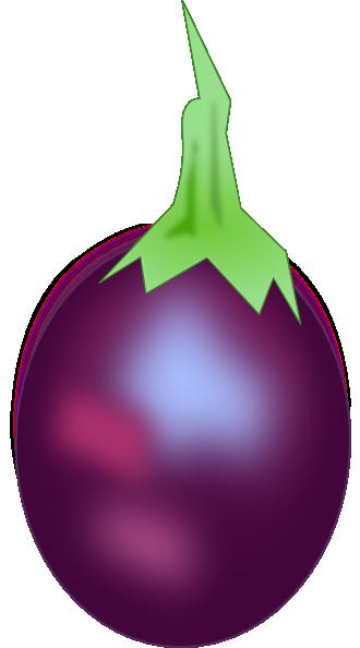 330x594 Eggplant Clip Art