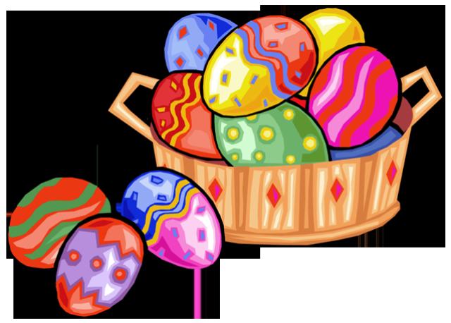 640x458 Easter Egg Clip Art For The Easter Season
