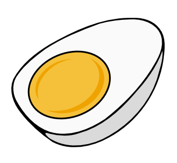 348x320 Free Egg Free To Use Cliparts