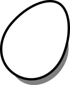 243x298 Cartoon Egg Clip Art