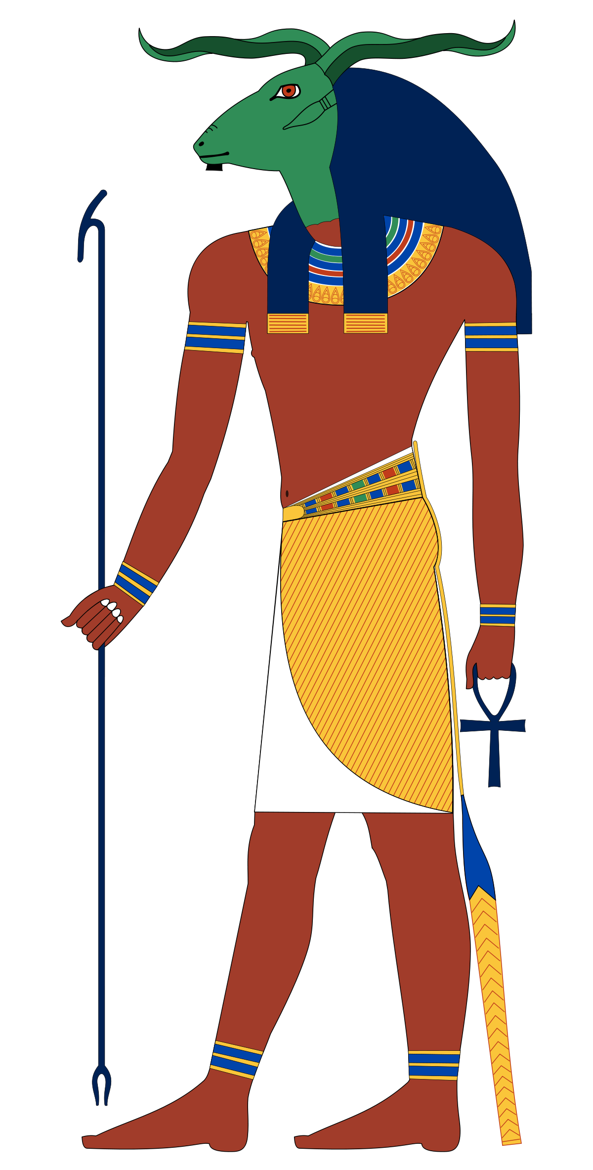 1200x2366 Egyptian Clipart Builder