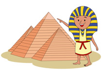 210x153 Mummy Clipart Egyptian Boy