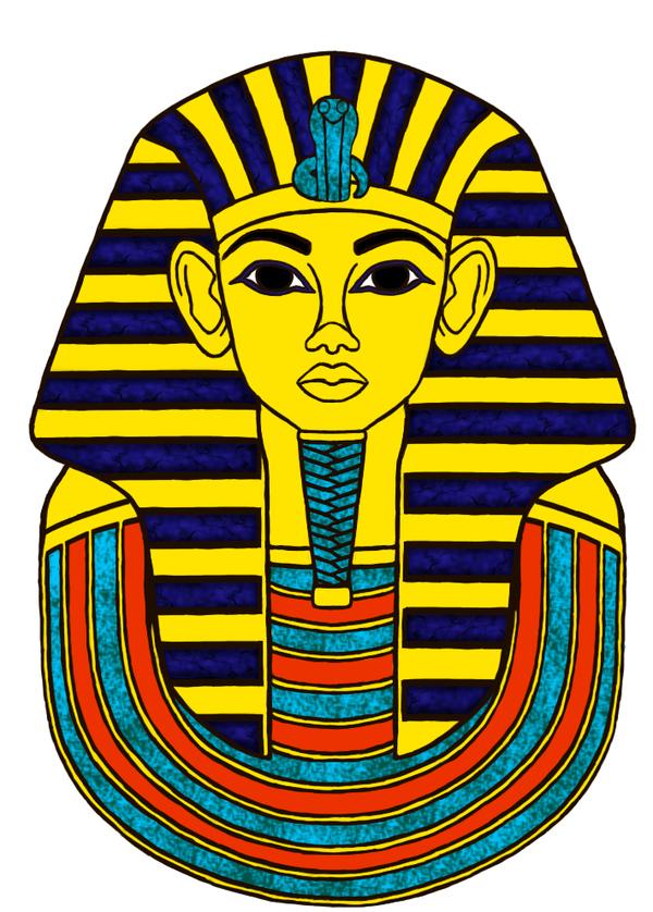 600x838 Egyptian Mummy Clipart