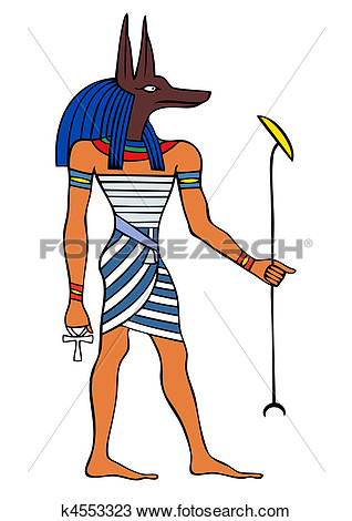 318x470 Egyptian Clip Art
