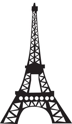 236x404 Eiffel Tower Art On Paris Paris Art And Tour Eiffel Clipart