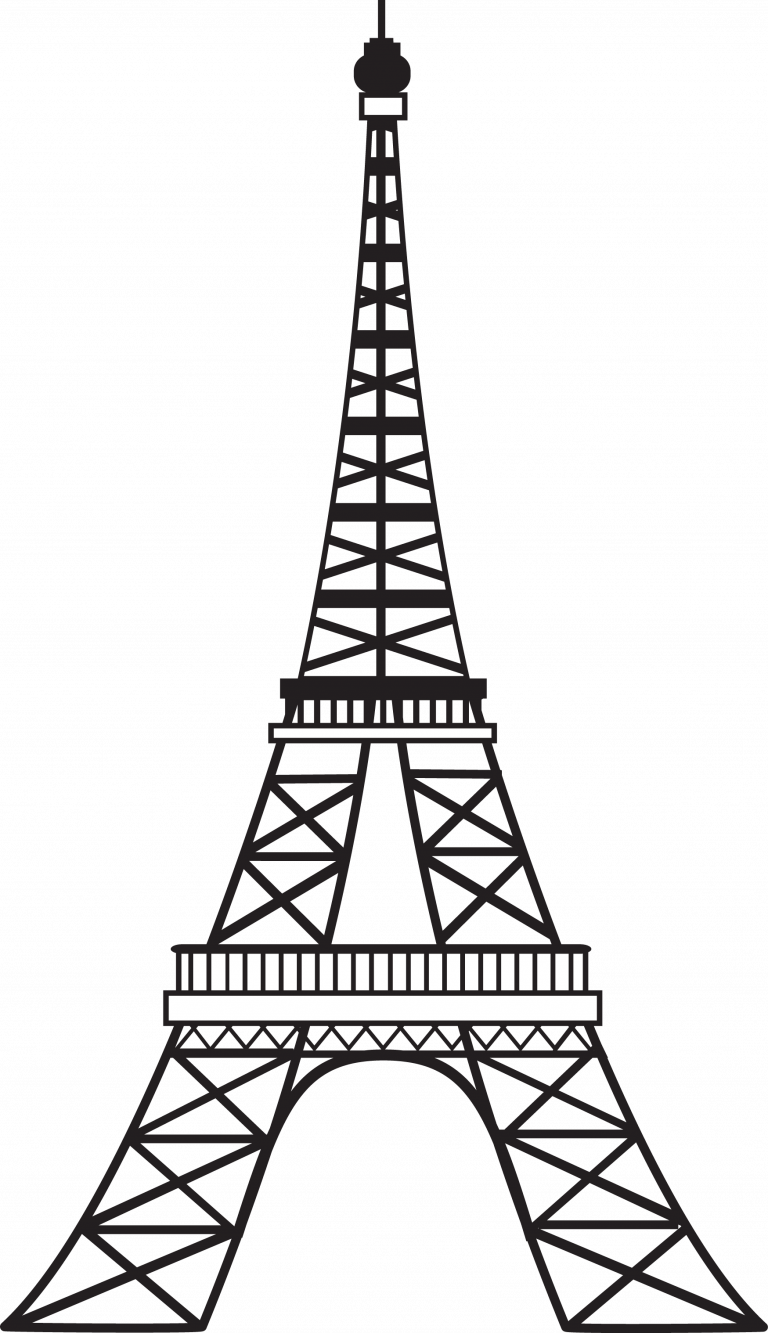 768x1333 Exclusive Idea Eiffel Tower Clip Art Download Free Png Photo
