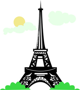 265x300 Free Eiffel Tower Clipart Image 0515 1012 0322 5116 Acclaim Clipart