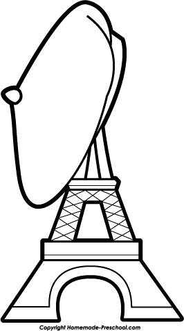 266x479 Free Eiffel Tower Clipart