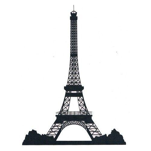 500x500 La Tour Eiffel Eiffel Tower Clip Art