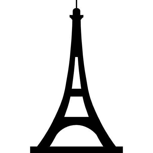 512x512 Eiffel Tower In Paris (France)