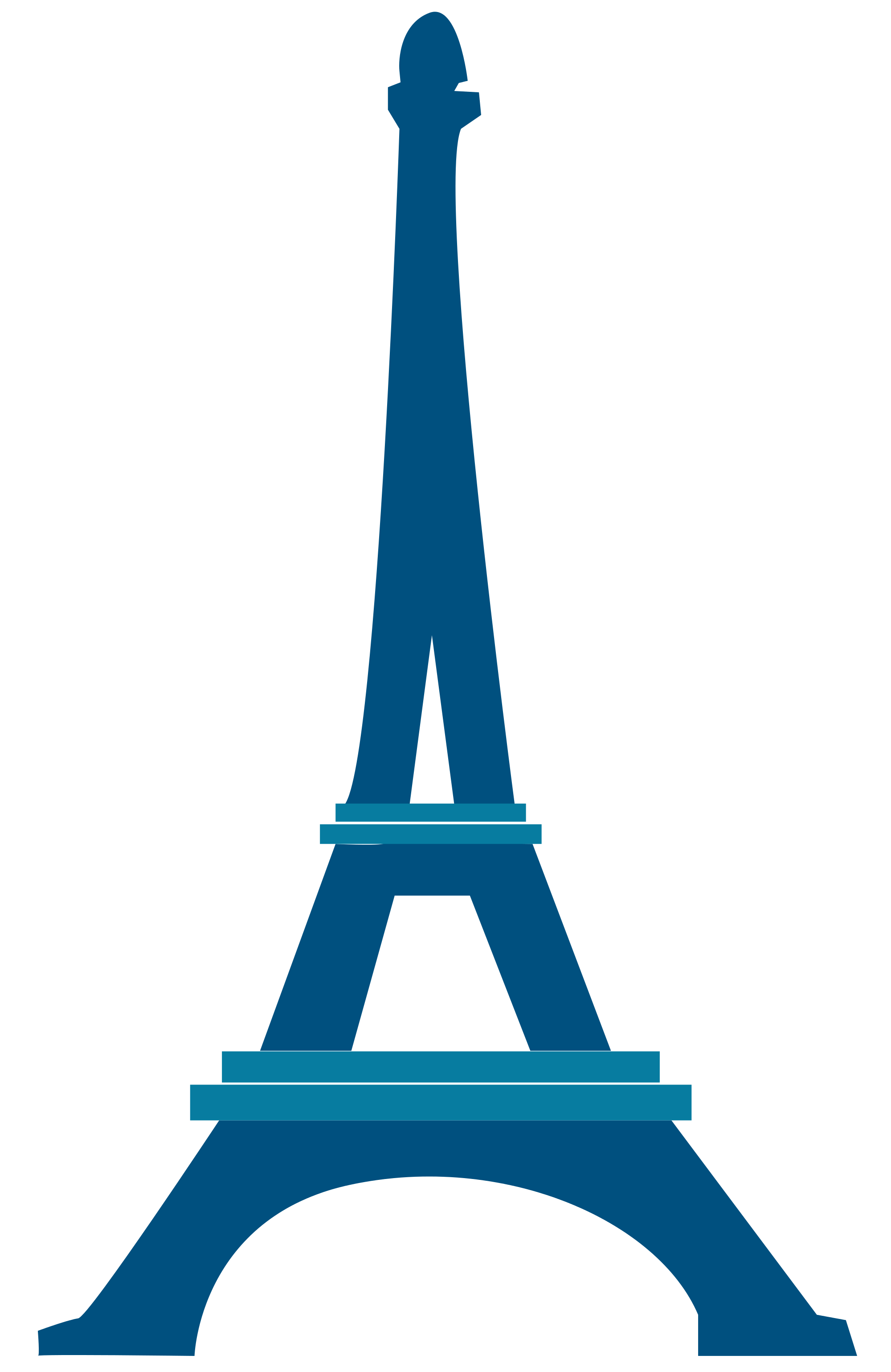 2000x3078 Blue Clipart Eiffel Tower