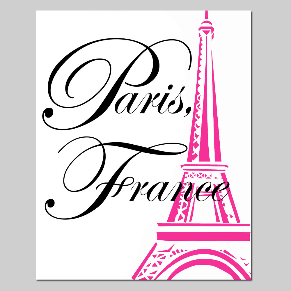1000x1000 Eiffel Tower Pink Wallpaper Clipart