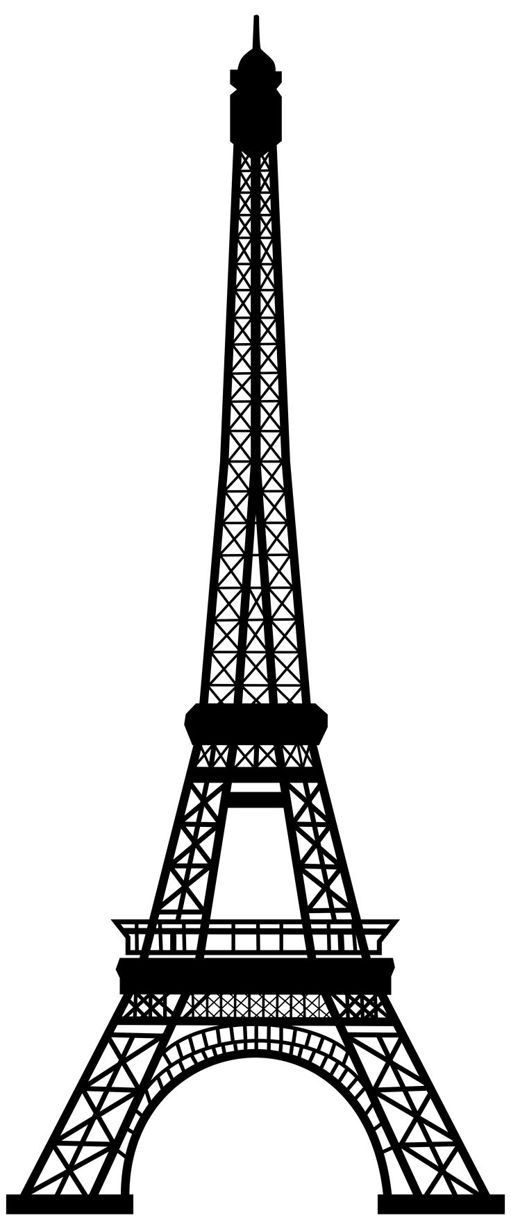 736x1770 Paris Tower Pencil Painting Pics Eiffel Tower Drawing Free