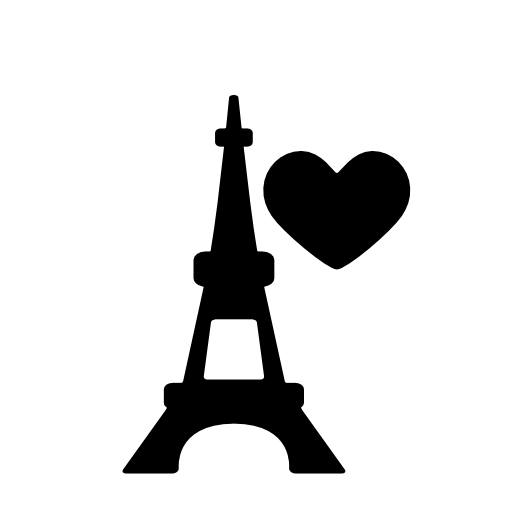 512x512 Eiffel Tower Icon Free Icons Download