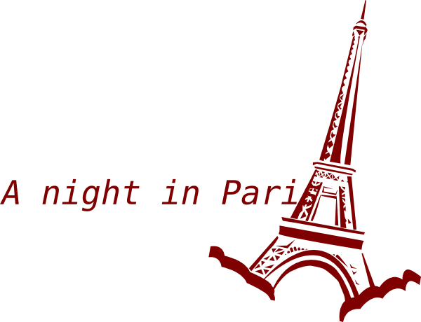 600x460 Eiffel Tower Clip Art