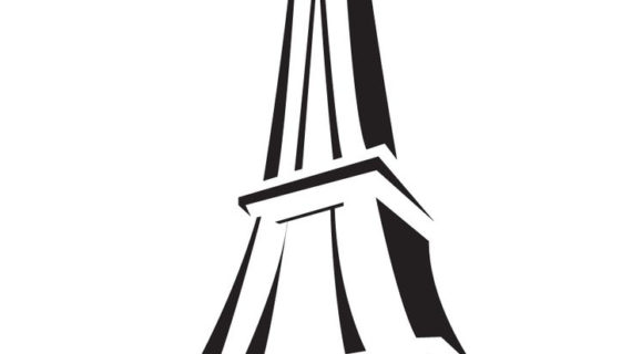 570x320 Simple Drawing Eiffel Tower Best Ideas About Eiffel Tower