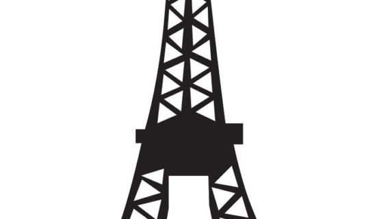 570x320 Simple Eiffel Tower Drawing Simple Eiffel Tower Drawing
