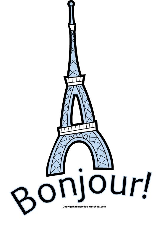531x768 Eiffel Tower Clipart Image Clip Art The Eiffel 2