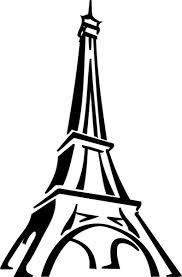 Eiffel Tower Easy Drawing