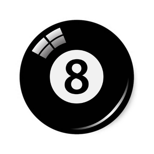 512x512 Billiard Ball Clipart Eight Ball