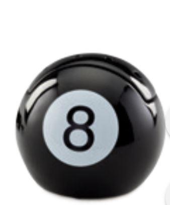338x406 Eight Ball Scentsy Warmer