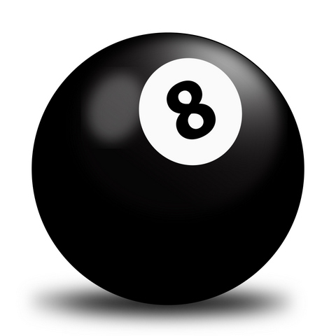 480x480 Tweets The Magic 8 Ball Doesn'T Work Anymore