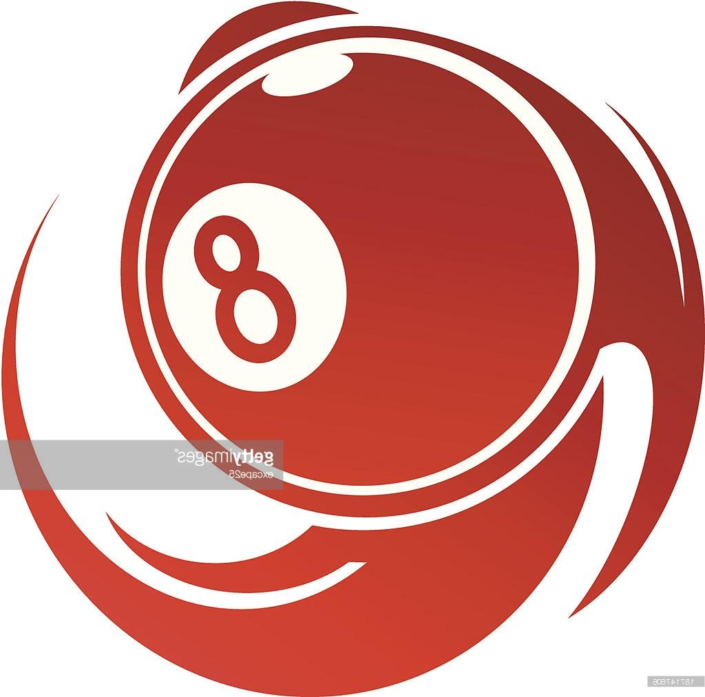 1024x1013 Unique Eight Ball Spinning Vector File Free