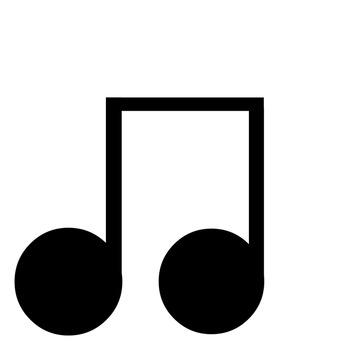 350x350 Eighth Note By Music Counts Teachers Pay Teachers