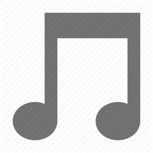 512x512 Eighth Note, Music, Music Note, Quaver Icon Icon Search Engine